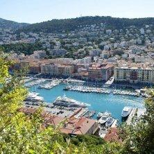 Nizza porto turistico