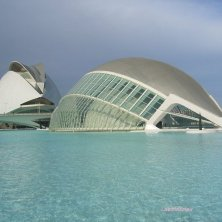 Valencia città delle Arti e Scienze