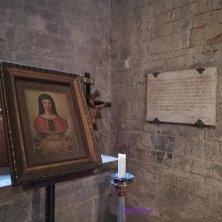 abbazia dettagli interno