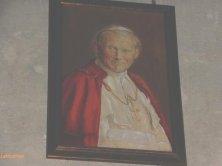 ritratto Papa Giovanni Paolo II