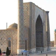 Madrasa a piazza Registan