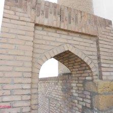 accesso alla fortezza