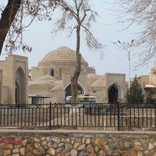 centro di Bukhara