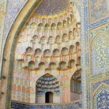 dettagli madrasa Bukhara