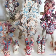 oggetti in ceramica