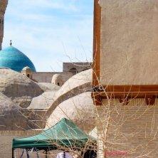 tetti di Bukhara