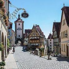 Germania, Romantische Strasse, Route 550_Rothenburg 2 (Pixabay)