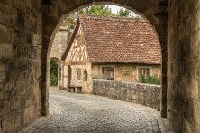 Germania, Romantische Strasse, Route 550_Rothenburg (Pixabay)