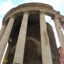 colonne tempio di Vesta
