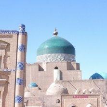 cupole blu a Khiva
