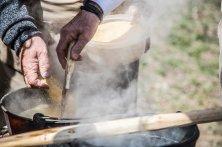 preparazione polenta