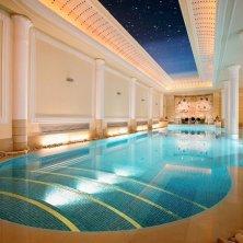 Hotel Victoria piscina