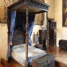 camera di Caterina de Medici a Chaumont