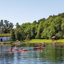 canoa a Molde