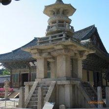 pagoda Dabotap e tempio Bulguksa
