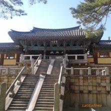 tempio Bulguksa Gyeongju