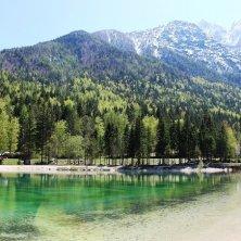 visioni del lago Jasna