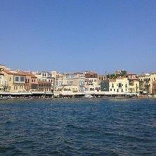 Chania porto