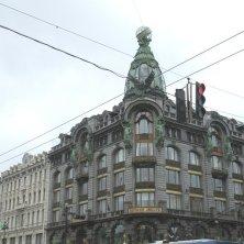 Palazzo Singer prospettiva Nevskij San Pietroburgo