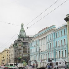 Prospettiva Nevskij San Pietroburgo