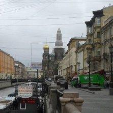 Salvatore sul Sangue versato e canale a San Pietroburgo