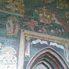 al monastero Sucevita