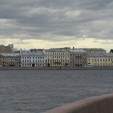 palazzi di San Pietroburgo dalla Neva