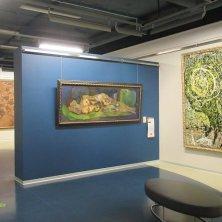sala del museo Erarta