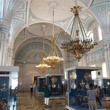 sala espositiva Ermitage San Pietroburgo