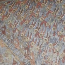 scala delle virtù Sucevita Bucovina