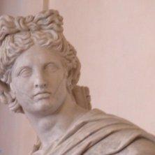statua al museo Fabergé San Pietroburgo