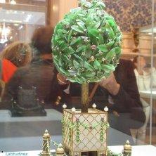 uovo dell'alloro Fabergé