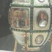 uovo dell'anniversario Fabergè