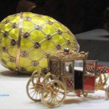 uovo dell'incorazione Fabergé