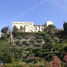 vista del castello Giardini di Castel Trauttmansdorff