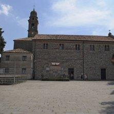 Arqua' Petrarca-Piazza Petrarca-EVallarin