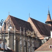Brasov chiesa Nera