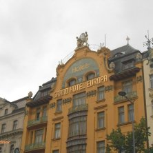 Grand Hotel Europa Praga