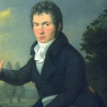 Joseph Willibrord Màhler, Ludwig van Beethoven, 1804-05, Vienna – © Wien Museum