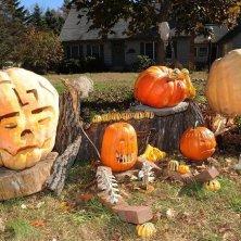 Massachusetts Halloween Photo credit Paul Franz, The Recorder