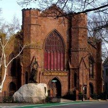 Massachusetts Salem Witch Museum - credit MOTT