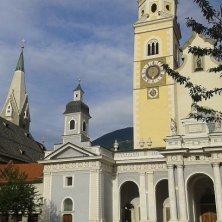 duomo e chiesa di San Michele Bressanone