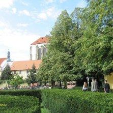 giardino dei Francescani Praga