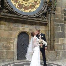 sposi a Praga