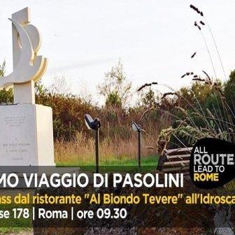 1 novembre - L'ultimo viaggio di Pasolini