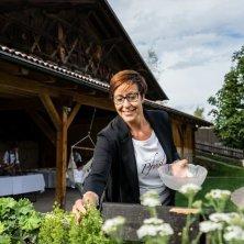 Brigitte Zelger - hotel Pfoesl