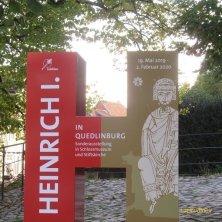 Quedlinburg e Enrico I