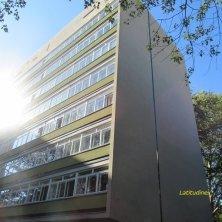 architettura moderna a Hansaviertel
