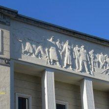 decori sovietici ex Berlino est