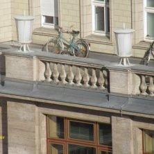 dettagli architettura palazzi ex Berlino Est
